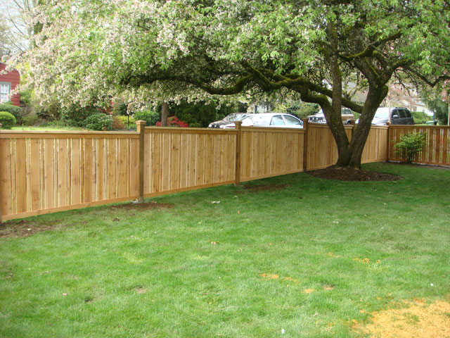 Colonial Decks And Fences Improving Your Yard 39 S Image